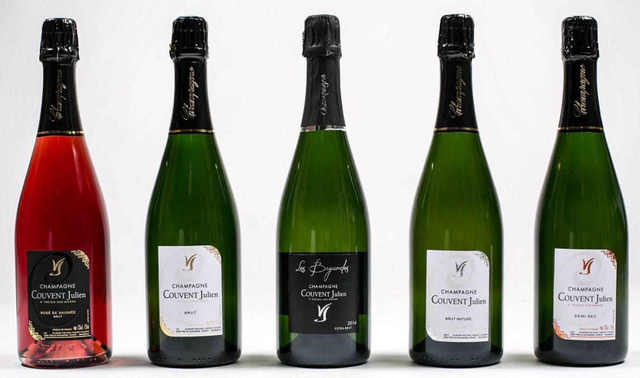 Champagne Couvent Julien